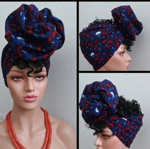 African head wrap Fabric headwrap scarf